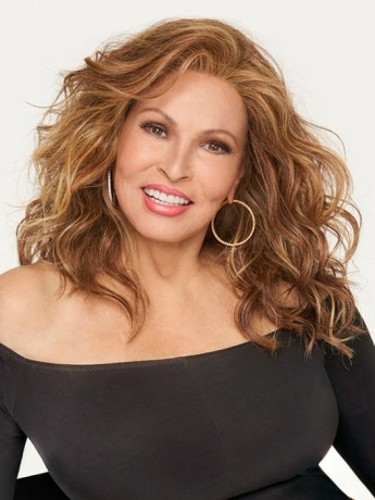 High Octane Wig Lace Front Mono Top Heat Friendly Wig by Raquel Welch