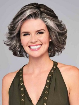 High Impact Wig Lace Front Mono Part by Eva Gabor