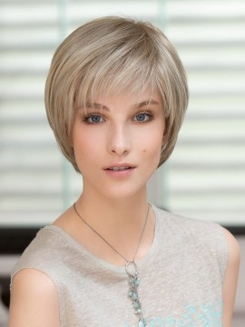 Ideal Top Piece Lace Front Hand Tied Human Hair by Ellen Wille