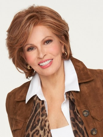 In Charge Wig Lace Front Mono Part Heat Friendly Wig by Raquel Welch