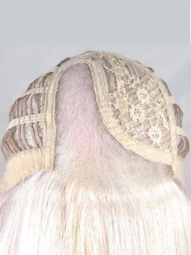 India Wig Lace Front Mono Part by Rene of Paris