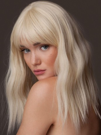 Indie Waves Wig Mono Part Heat Friendly by Forever Young
