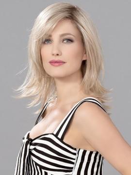 Interest Wig Lace Front Mono Part Human Hair/Heat Friendly Blend by Ellen Wille