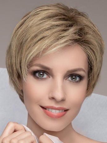 Ivory Wig Lace Front Hand Tied Human Hair by Ellen Wille