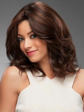 Jennifer Wig Remy Human Hair Lace Front Full Hand Tied by Jon Renau