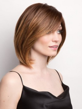 Joelle Wig Human Hair Lace Front Hand Tied by Fair Fashion