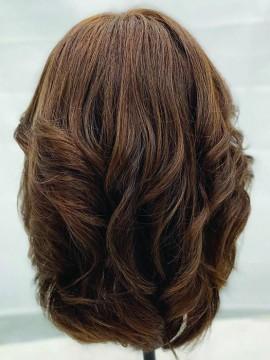Juvia Wig Lace Front Mono Top European Human Hair by Ellen Wille