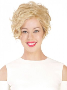Kahlua Wig Lace Front Mono Part by Belle Tress Clearance Colour