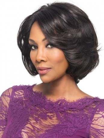 Kaia Wig Lace Front Remi Human Hair by Vivica Fox