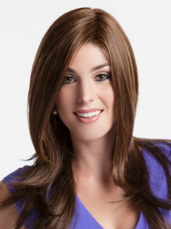 Kate Wig Lace Front Mono Part Heat Friendly by Moda+Bella