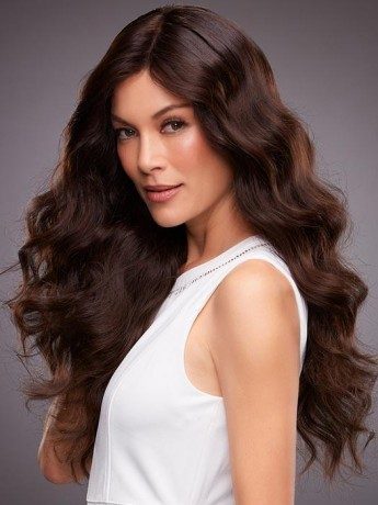 Kim Wig Remy Human Hair Lace Front Full Hand Tied by Jon Renau