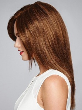 Knockout Wig Human Hair Mono Top by Raquel Welch