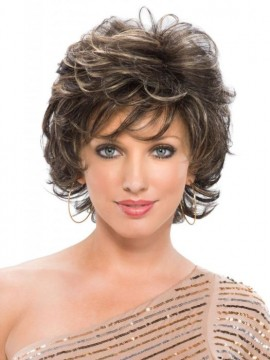 Lacey Wig Lace Front Mono Top by Tony of Beverly Clearance Colour