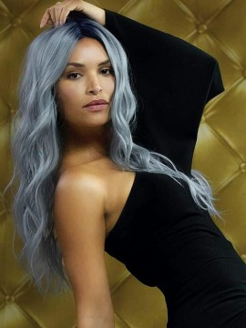 Lavish Wavez Wig Lace Front Mono Part Heat Friendly by Rene of Paris