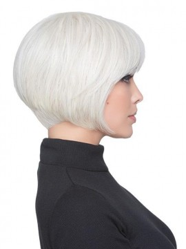 Le Bob Wig Lace Front Mono Top Heat Friendly by Tressallure Clearance Colour