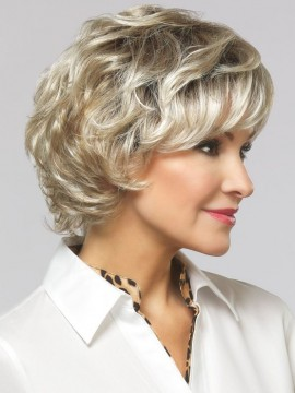 Lindsay Wig Lace Front Mono Part by Henry Margu