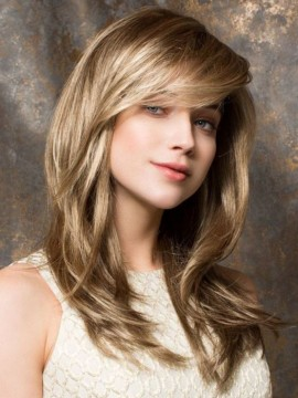 Long Plus Wig Lace Front Mono Part by Ellen Wille Clearance Colours