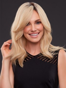 Margot Elite Wig Remy Human Hair Lace Front Full Hand Tied by Jon Renau