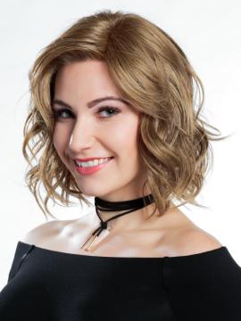 Meg Wig Lace Front Mono Part Heat Friendly by Moda+Bella