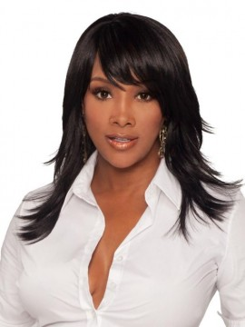Merle Wig Skin Part Heat Friendly by Vivica Fox Clearance Colour