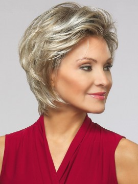 Michele Wig Lace Front Mono Top by Henry Margu