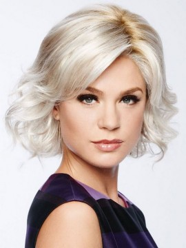 Modern Motif Wig Lace Front Mono Part by Eva Gabor Clearance Colour