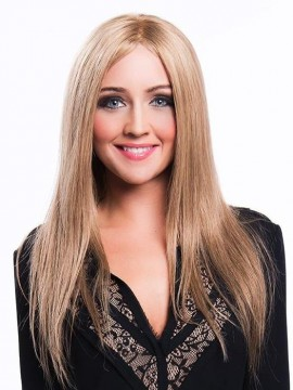 Monica Wig Lace Front Human Hair Full Hand Tied by New Image