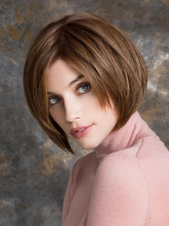 Mood Wig Lace Front Hand Tied Human Hair/Heat Friendly Blend by Ellen Wille