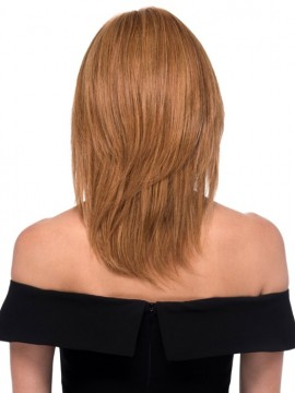Nicole Wig Remy Human Hair Lace Front Hand Tied by Estetica Designs