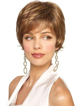 Olivia Wig Lace Front Hand Tied by Amore Clearance Colour