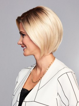 On Edge Wig Lace Front Mono Part by Eva Gabor Clearance Colour