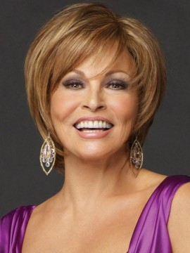 Opening Act Wig Lace Front Mono Top Heat Friendly Wig by Raquel Welch