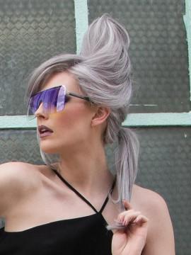 Orchid Wig Lace Front Mono Part by Estetica Designs