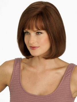 PC107 Wig Human Hair Hand Tied Mono Top by Louis Ferre