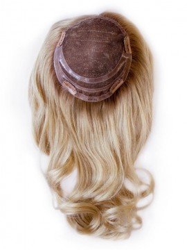 Pleasure Topper Hand Tied Remy Human Hair by Ellen Wille