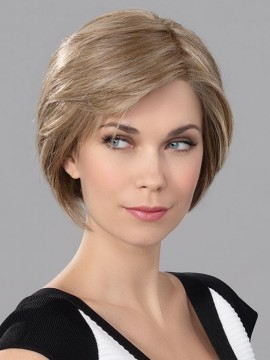 Promise Wig Lace Front Hand Tied Human Hair/Heat Friendly Blend by Ellen Wille