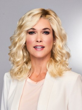 Radiant Beauty Wig Lace Front Mono Part by Eva Gabor