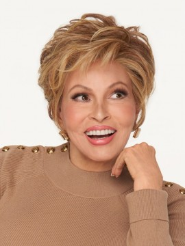 Ready for Takeoff Wig Lace Front Full Hand Tied Heat Friendly Wig by Raquel Welch