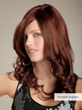 Regal Wig Human Hair Mono Top by New Image