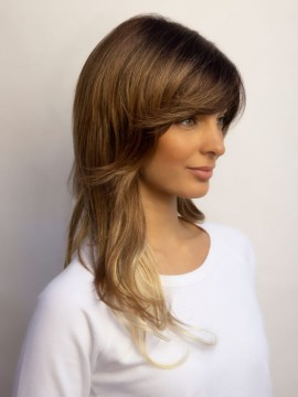 Royce Wig Lace Front Mono Top Hand Tied by Amore