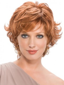 Ruby Wig Mono Top by Tony of Beverly