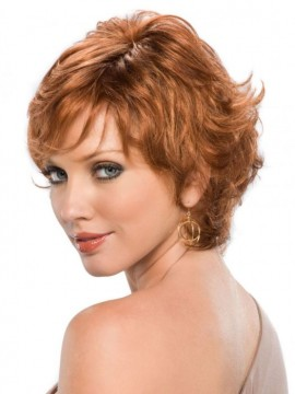 Ruby Wig Mono Top by Tony of Beverly Clearance Colours