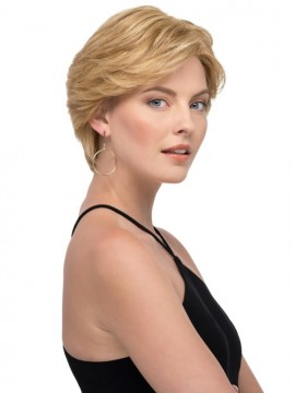 Sabrina Wig Remy Human Hair Lace Front Hand Tied by Estetica Designs