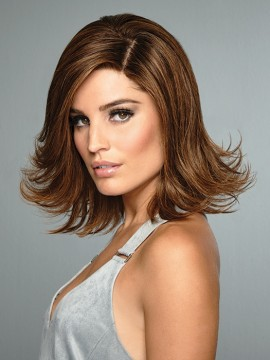 Savoir Faire Wig Remy Human Hair Lace Front French Mono Top Hand Tied by Raquel Welch