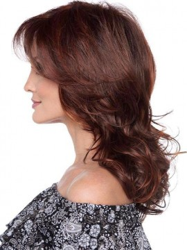 Selena Wig Human Hair/Synthetic Blend by Envy