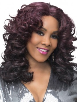 Serenity Wig Lace Front Heat Friendly by Vivica Fox