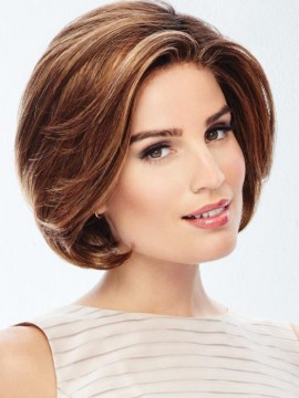 Sheer Style Wig Lace Front Mono Part by Eva Gabor