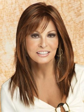 Show Stopper Wig Lace Front Mono Top Heat Friendly Wig by Raquel Welch