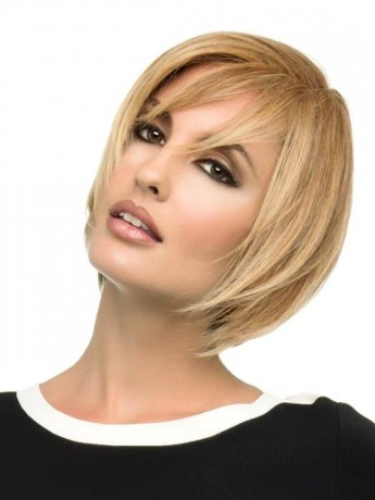 Shyla Wig Hand Tied Human Hair/Synthetic Blend by Envy