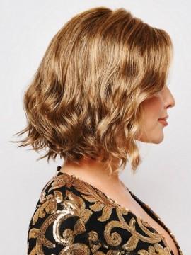 Soft & Subtle Wig Average-Large Lace Front Mono Part by Eva Gabor Clearance Colour